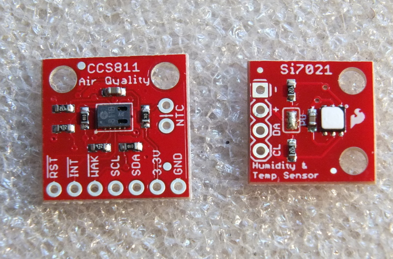 ESP8266 WiFi Sensors